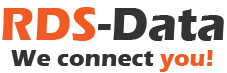 RDS-Data | Gebrauchte Hardware für AVAYA TENOVIS und Auerswald Systeme-Logo