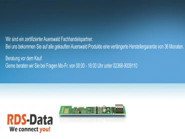 Auerswald COMpact 2ab Modul für COMpact 3000 - 90579
